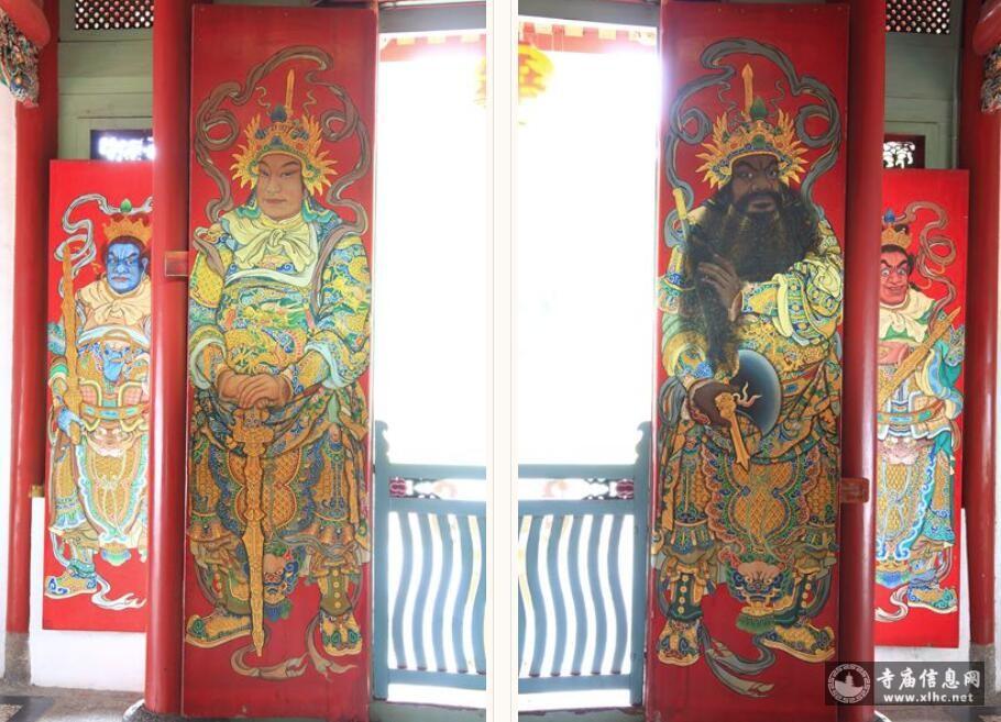 台湾台南西华堂-寺庙信息网