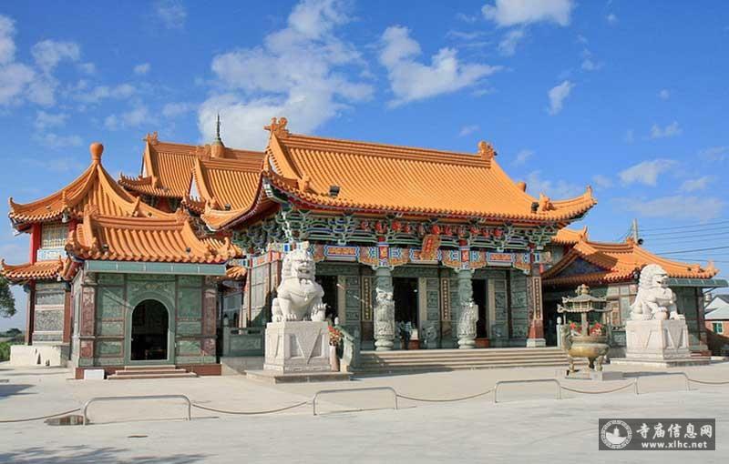 台湾嘉义县东石乡安龙府-寺庙信息网