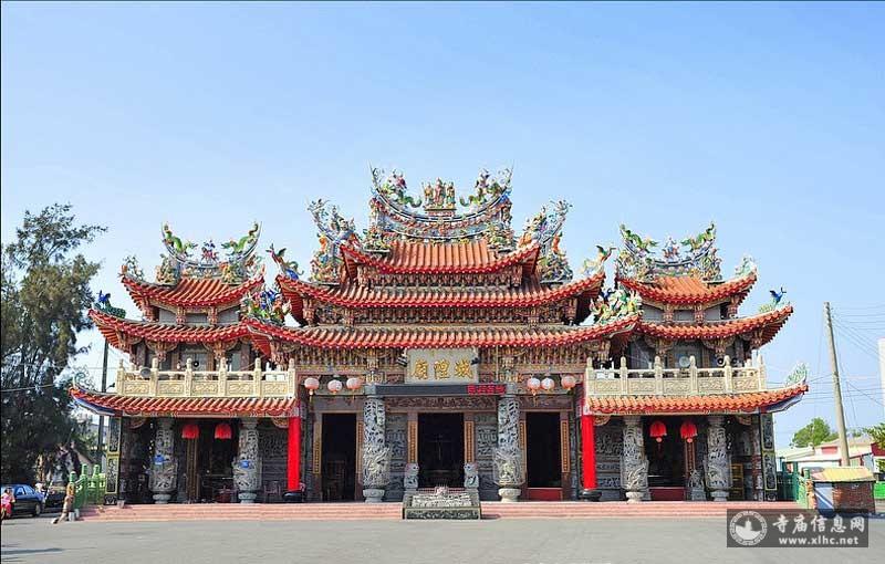 台湾嘉义县布袋城隍庙-寺庙信息网