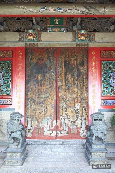 台湾嘉义县新港水仙宫-寺庙信息网