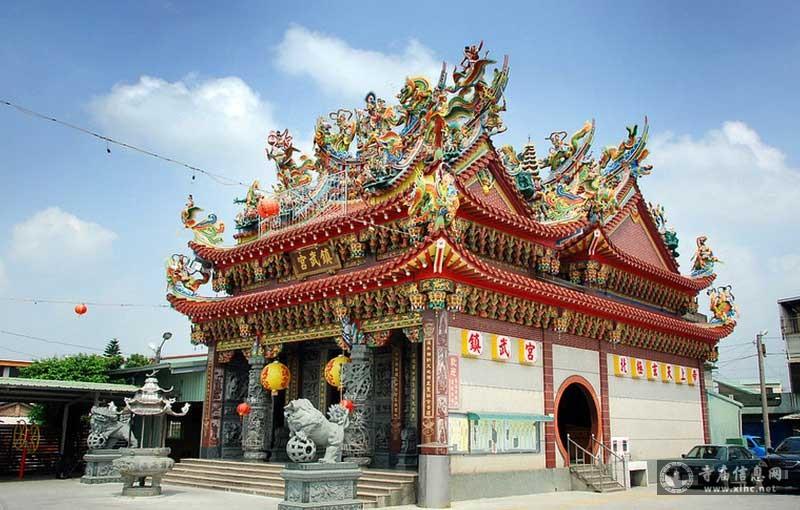 台湾嘉义县新港镇武宫-寺庙信息网