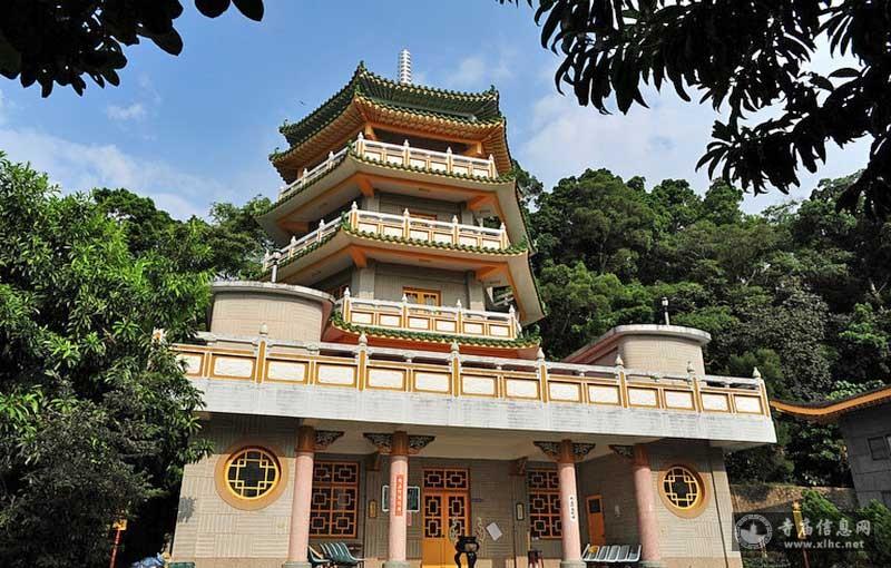 台湾嘉义县番路乡义德寺-寺庙信息网