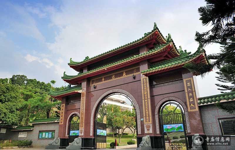 台湾嘉义县番路乡义德寺-护程网络科技