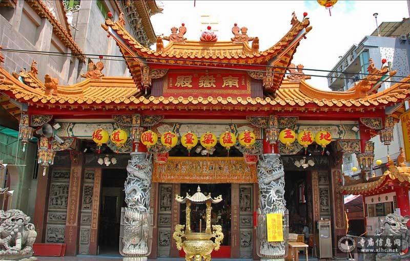 台湾嘉义市南岳殿-寺庙信息网