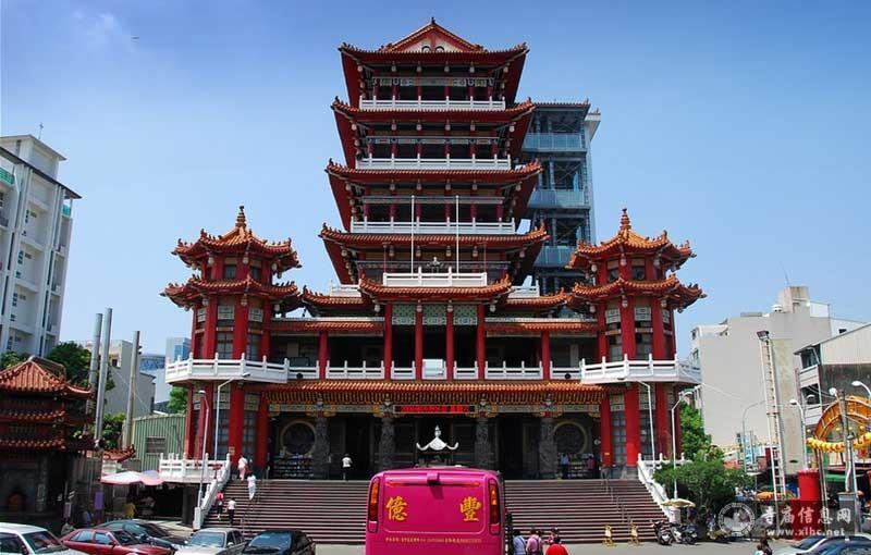 台湾嘉义市嘉邑九华山地藏-寺庙信息网