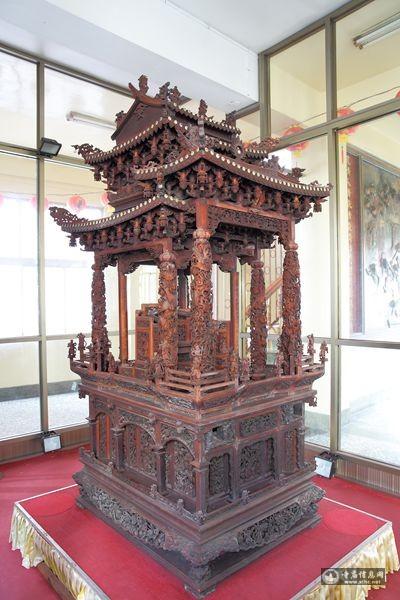 台湾嘉义市城隍庙-护程网络科技