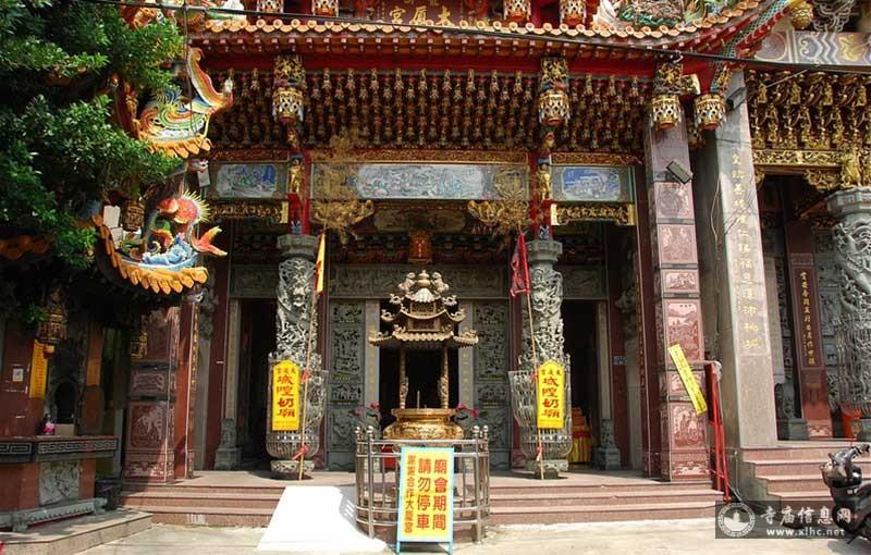 台湾嘉义市大厦宫-寺庙信息网