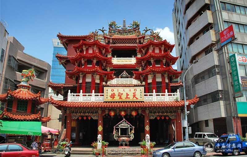 台湾嘉义市游天宫-护程网络科技