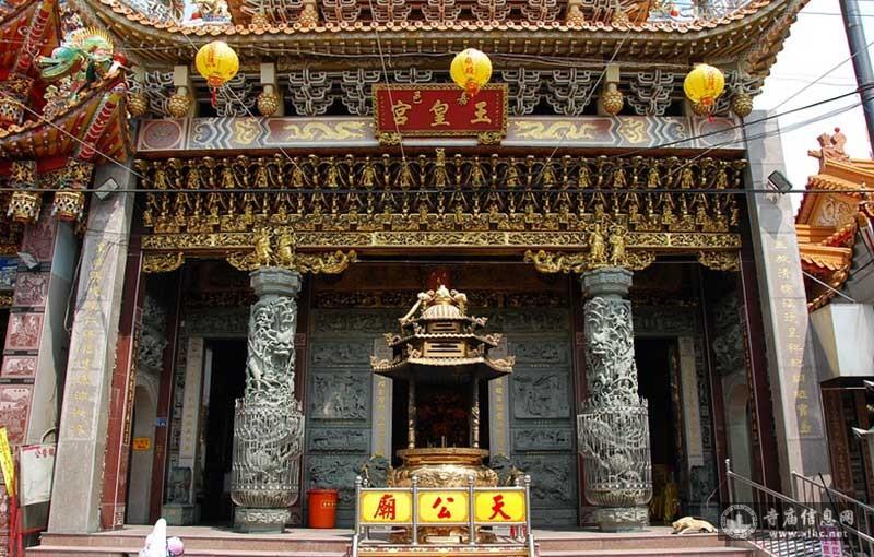 台湾嘉义市玉皇宫-寺庙信息网