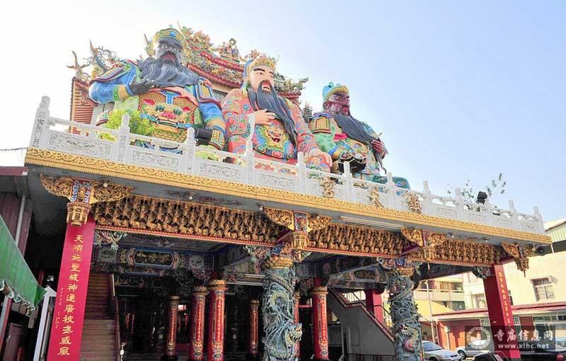 台湾嘉义市镇天宫-寺庙信息网