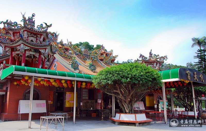台湾基隆市代天宫-寺庙信息网