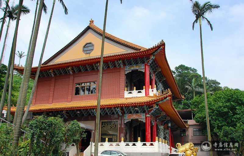 台湾基隆市南天宫-寺庙信息网