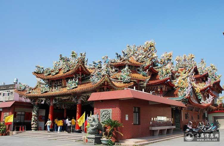 台湾宜兰县大福补天宫(女娲娘娘庙)-寺庙信息网