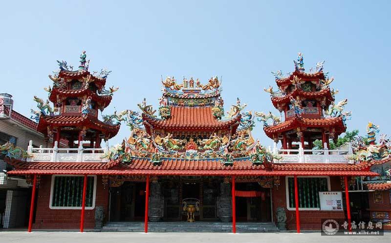 台湾宜兰县头城神农庙-寺庙信息网