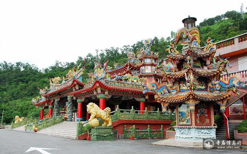 台湾宜兰县苏澳玉皇宫-寺庙信息网