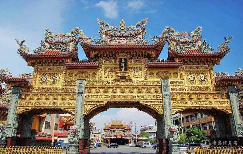 台湾屏东县东港东隆宫-寺庙信息网