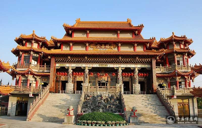 台湾屏东县内埔福善堂(关帝宫)-寺庙信息网