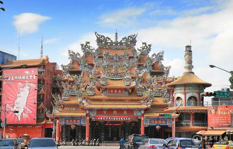 台湾屏东县慈凤宫-寺庙信息网