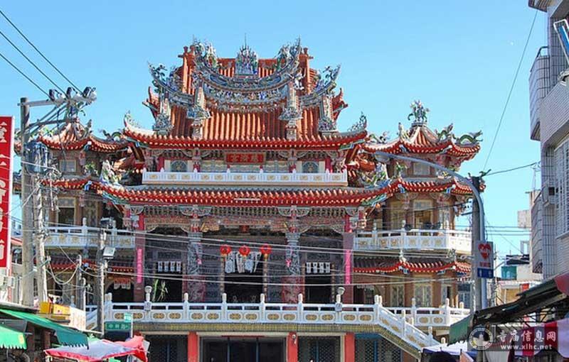 台湾屏东县林边慈济宫(妈祖庙)-寺庙信息网