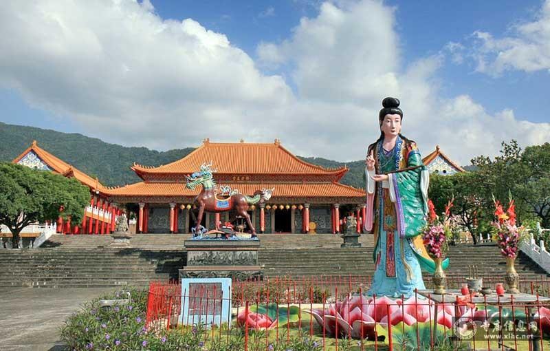 台湾屏东县西方道堂-寺庙信息网