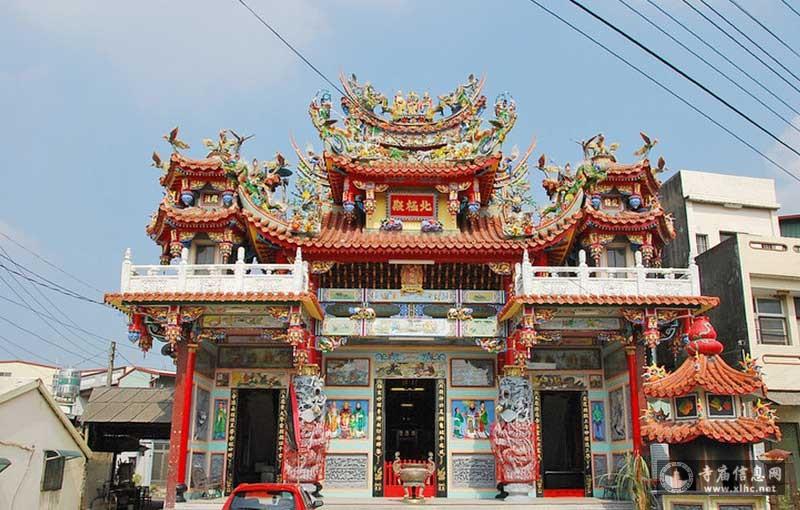 台湾屏东县高树北极殿-寺庙信息网