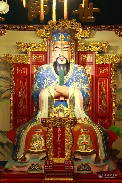 台湾彰化县八卦山大佛-寺庙信息网