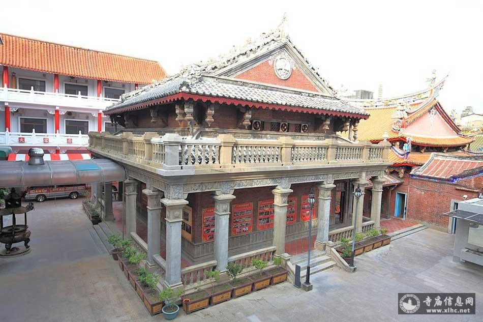 台湾彰化县南瑶宫-寺庙信息网