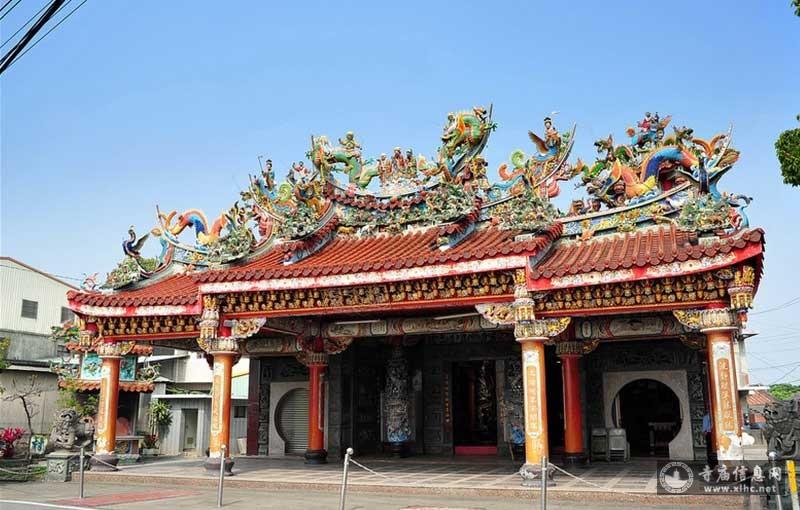 台湾彰化县和美镇近天宫-寺庙信息网