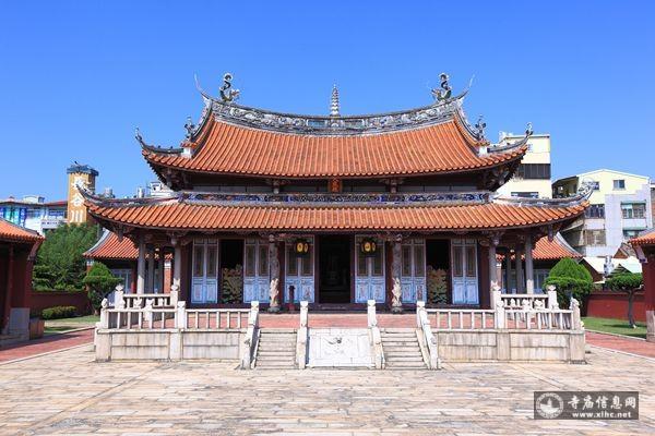 台湾彰化县孔子庙-护程网络科技