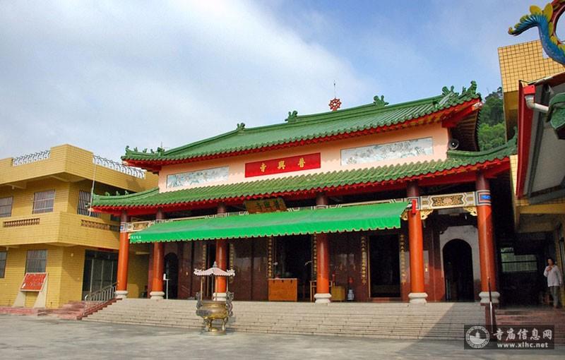 台湾彰化县田中镇普兴寺-寺庙信息网