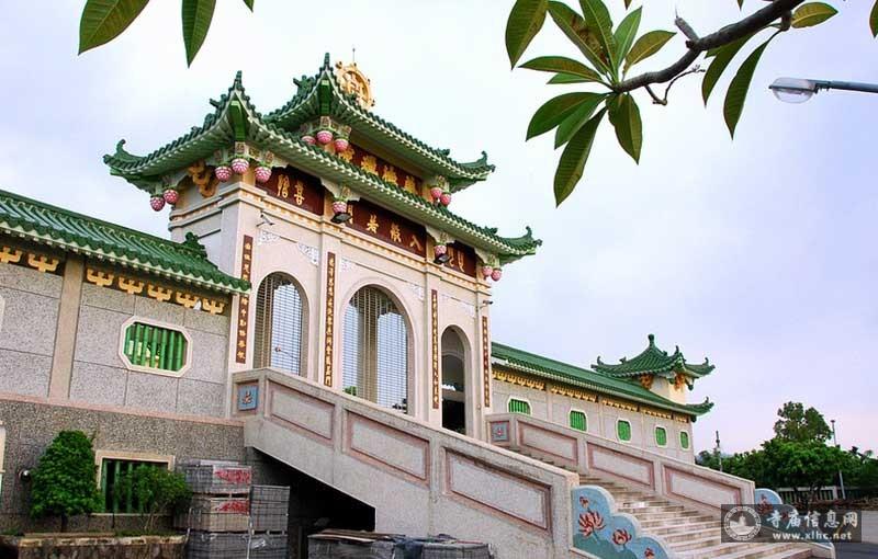 台湾彰化县社头乡善德禅院-护程网络科技