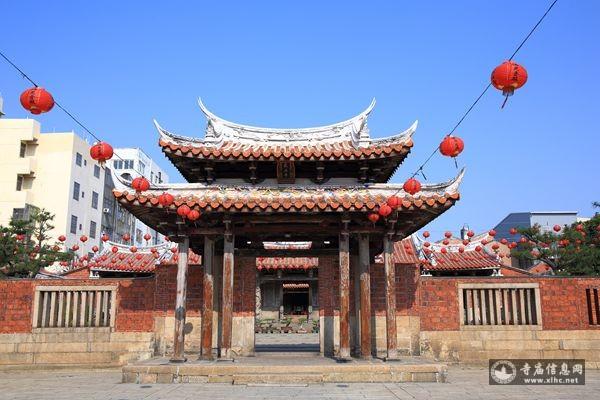 台湾彰化县鹿港镇龙山寺-寺庙信息网
