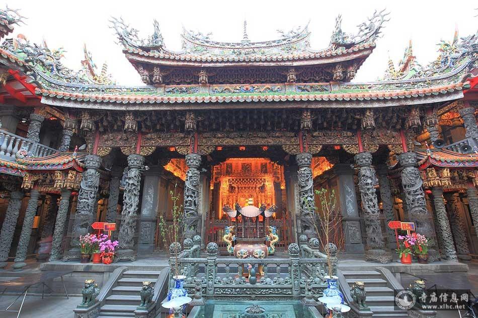 台湾新北市三峡祖师庙-寺庙信息网