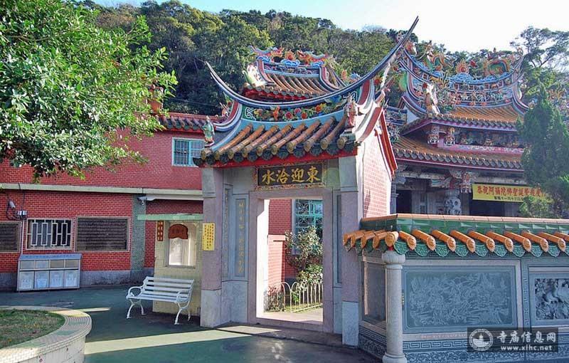 台湾新竹县新埔镇三圣宫-寺庙信息网