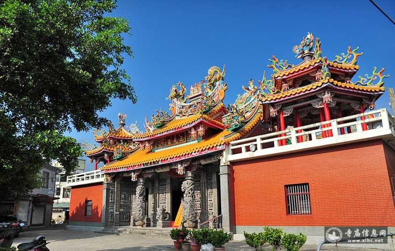 台湾新竹县湖口乡波罗汶三元宫-寺庙信息网