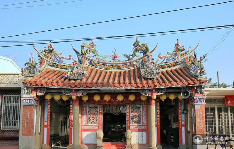 台湾新竹市香山天后宫-寺庙信息网