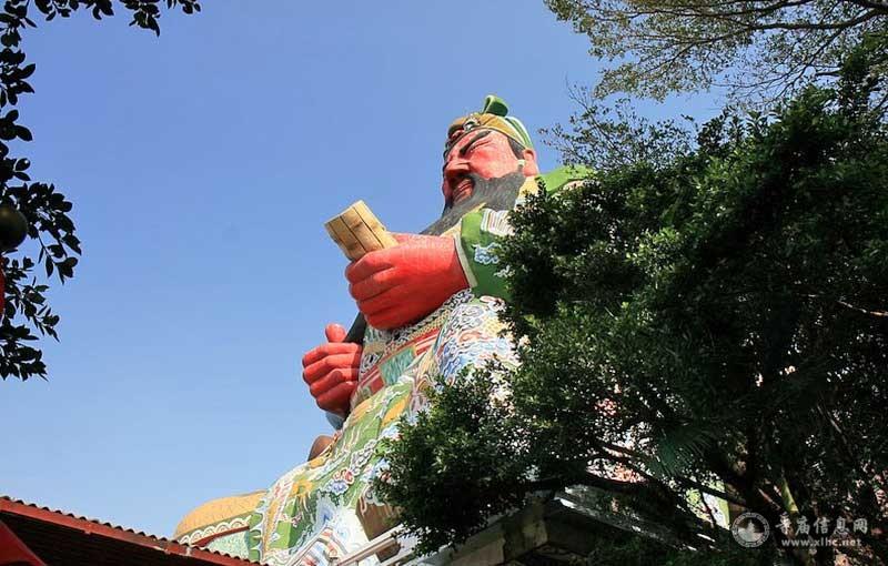 台湾新竹市普天宫-寺庙信息网