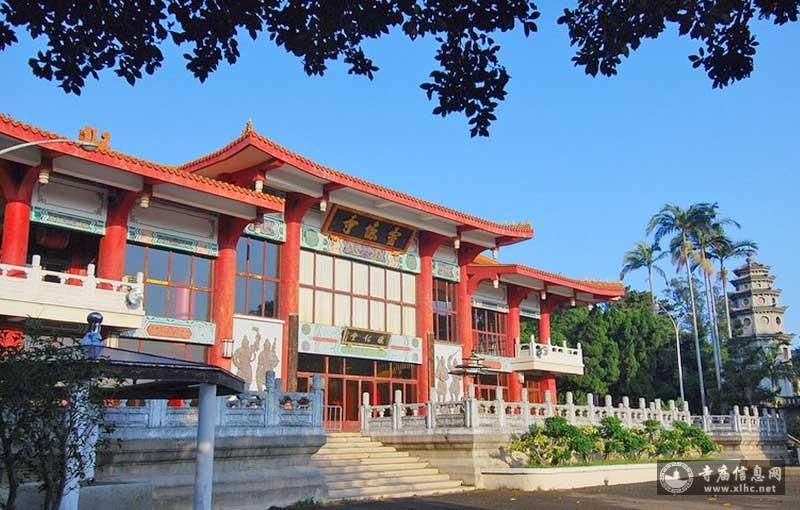 台湾新竹市灵隐寺-寺庙信息网