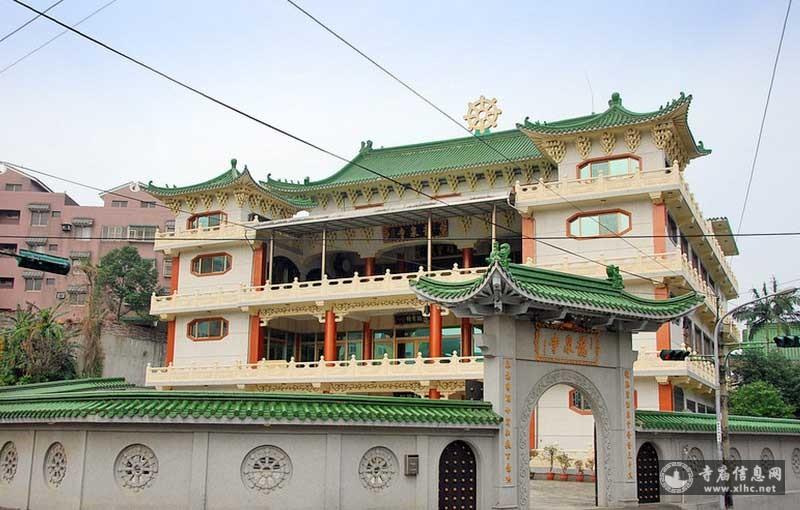 台湾新竹市龙泉寺-寺庙信息网