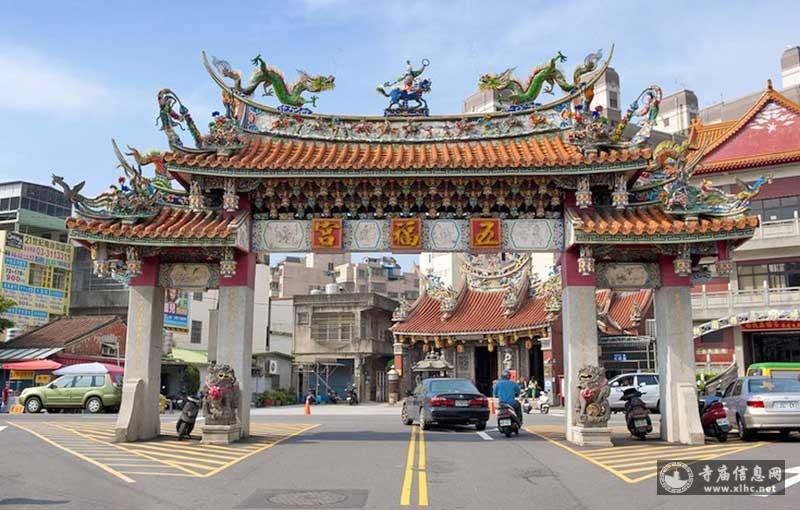 台湾桃园市五福宫-寺庙信息网