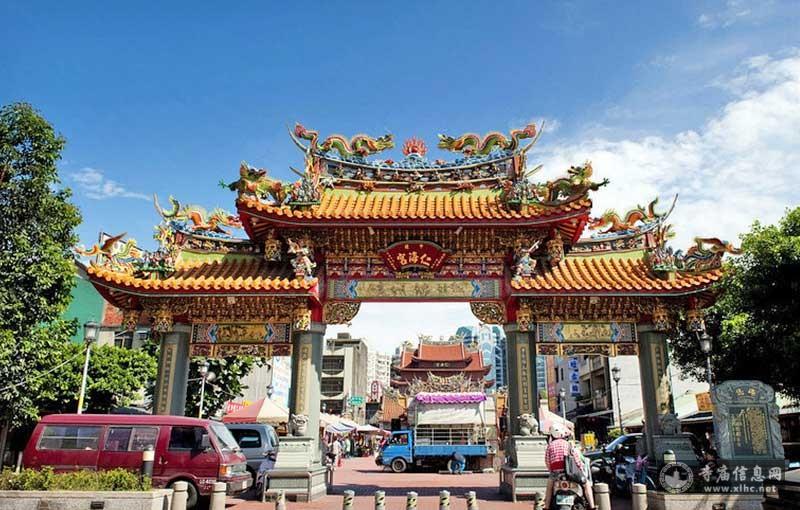 台湾桃园市仁海宫-寺庙信息网