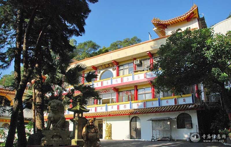 台湾桃园市印心寺-护程网络科技