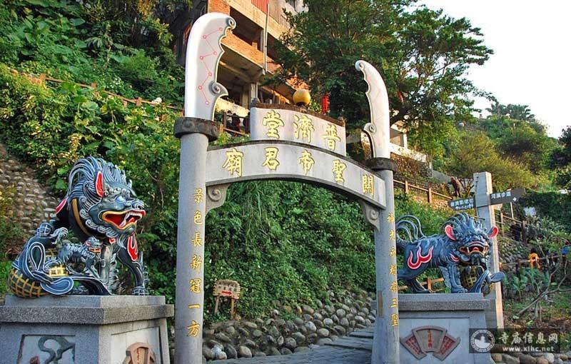 台湾桃园市普济堂-寺庙信息网