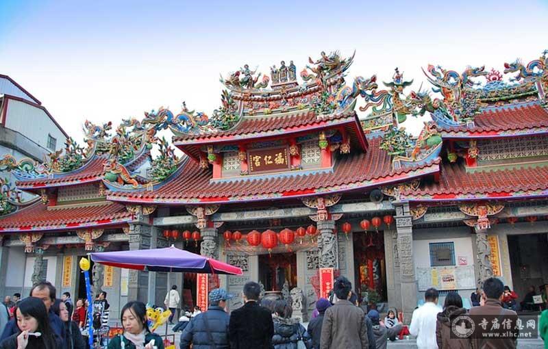 台湾桃园市福仁宫-寺庙信息网