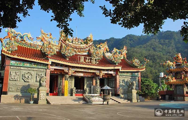 台湾桃园市福山岩-寺庙信息网