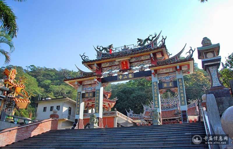 台湾桃园市龙山寺-寺庙信息网