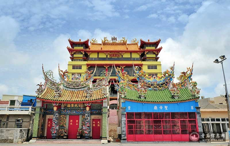 台湾澎湖湖西圣帝庙-寺庙信息网