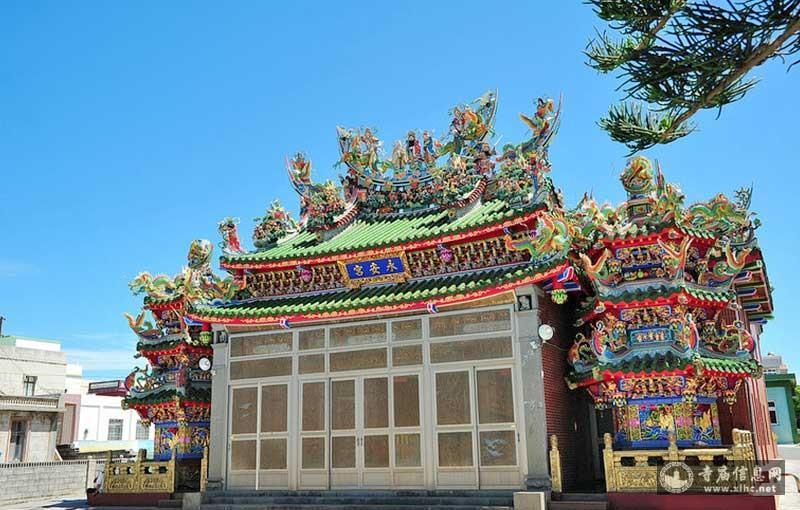 台湾澎湖白沙永安宫-寺庙信息网