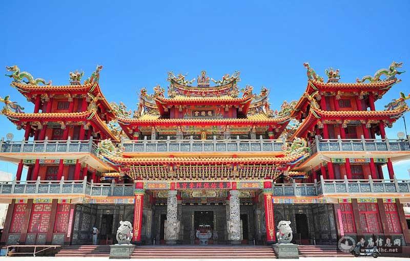 台湾澎湖白沙龙德宫-寺庙信息网