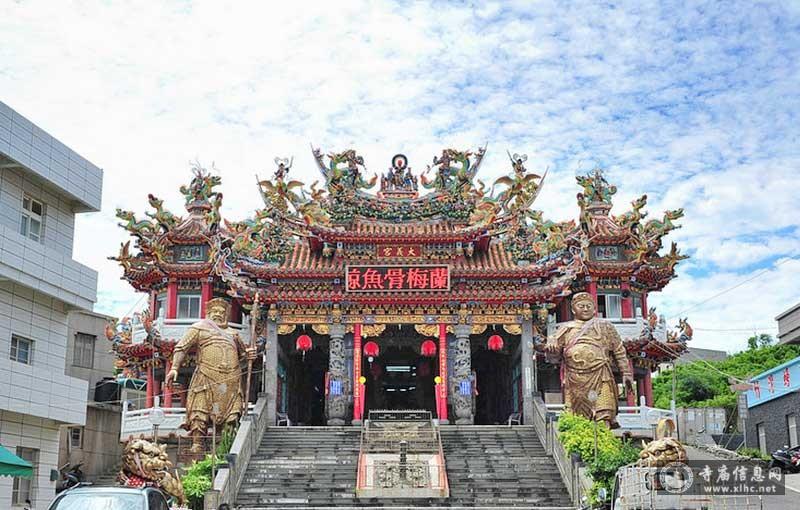 台湾澎湖西屿大义宫-寺庙信息网